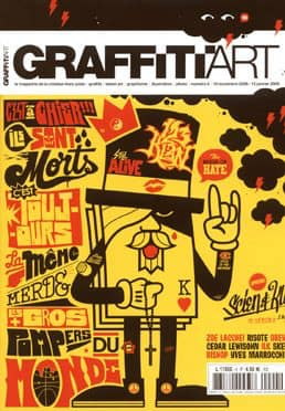 Web Magazines - Graffiti-Art